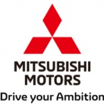 Logo de Mitsubishi (Drive your ambition)